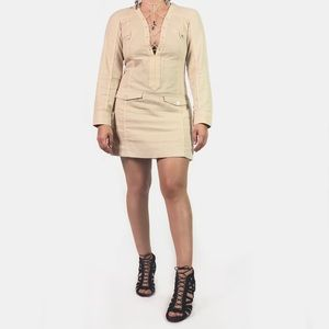 The Jester Diaries Kupala Dress In Sand TPI